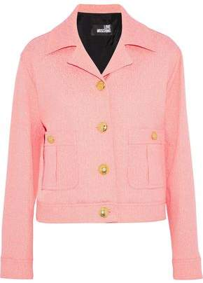 Love Moschino Cloqué Jacket