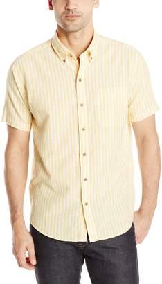 Cutter & Buck Men's S/Gulf Stripe Shirt, Multi