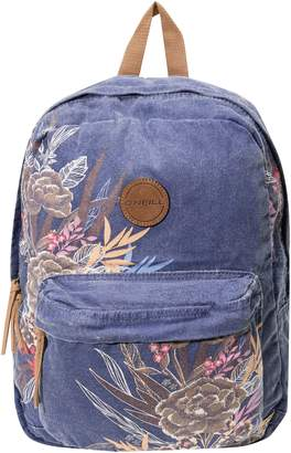 O'Neill Blazin Floral Print Backpack