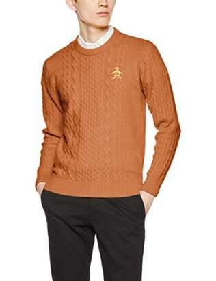 Munsingwear (マンシングウェア) - [マンシングウェア]セーター メンズ ベージュ 日本 M (日本サイズM相当)