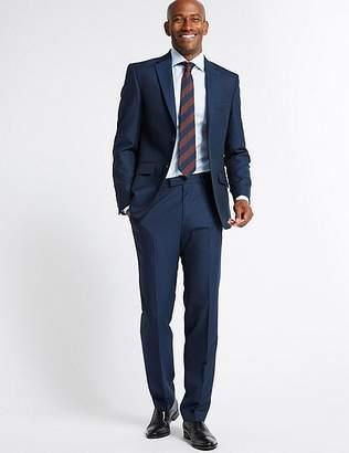 Marks and Spencer Big & Tall Indigo Slim Fit Jacket