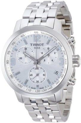Tissot (ティソ) - [ティソ]TISSOT 腕時計 PRC200 Chronograph(ピーアールシー200 クロノグラフ) T0554171103700 メンズ 【正規輸入品】