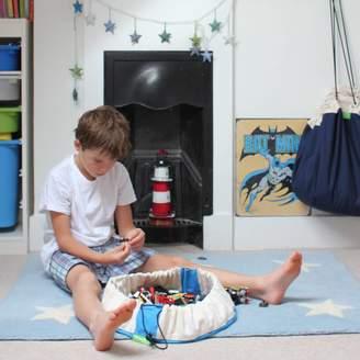 Stuffel Mini Play Mat And Storage Bag