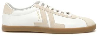 Lanvin Leather Jl Sneakers