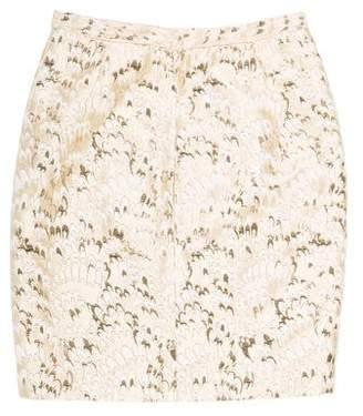 Dolce & Gabbana Brocade Knee-Length Skirt