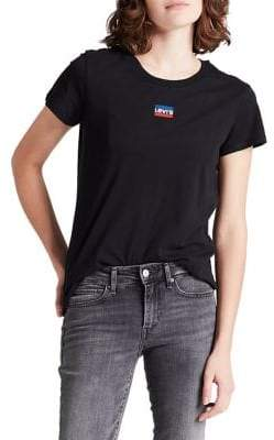 Levi's The Perfect Logo Cotton Tee