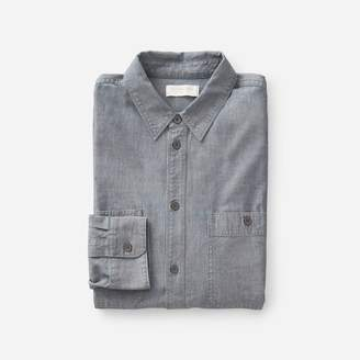Everlane The Chambray Standard Fit Work Shirt