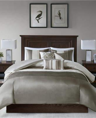 Madison Park Amherst 7-Pc. Queen Comforter Set Bedding