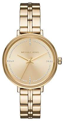 Michael Kors Women's 'Bridgette' Quartz Stainless Steel Casual Watch