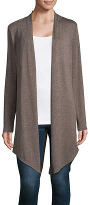 A.N.A Long Sleeve Split Back Cardigan