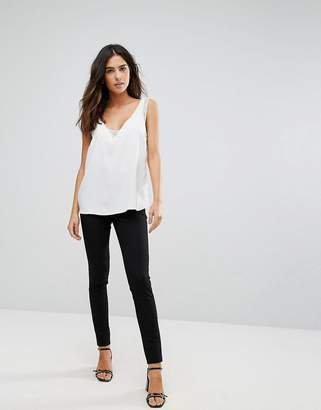 French Connection Street Twill Skinny Pants