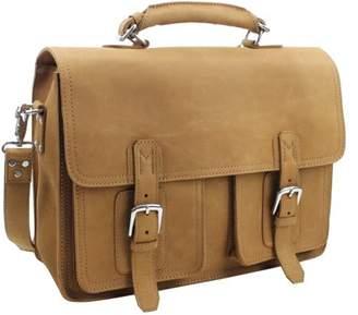 "Vagabond Traveler 17"" MacBook Pro - 18"" Leather Briefcase LB01.NB"