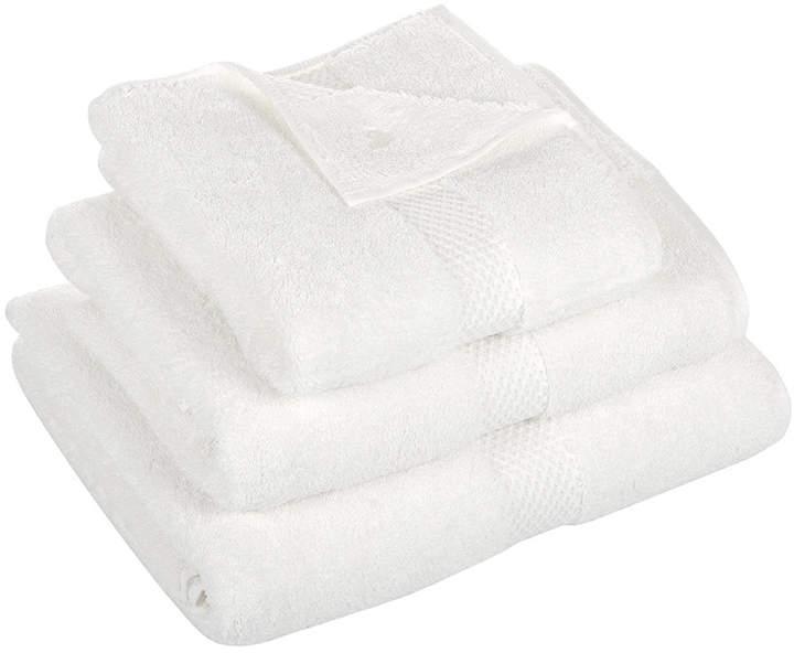 Etoile Towel - White - Bath Sheet