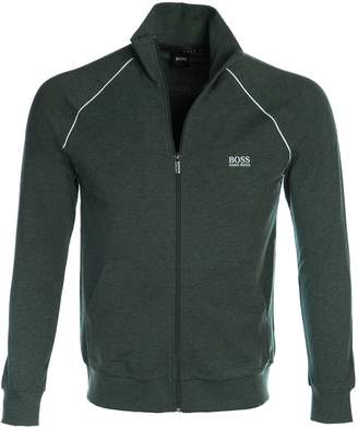 HUGO BOSS BOSS Mix & Match Full Zip Jacket Sweat Top in M