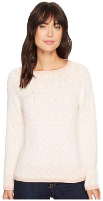Pendleton Soft Textured Pullover Women's Clothing