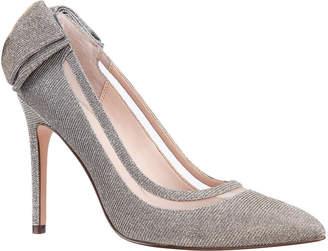 I. MILLER I. Miller Reyhan Womens Pumps Pointed Toe Stacked Heel
