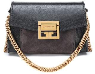 Givenchy Nano GV3 leather shoulder bag