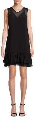 Plenty by Tracy Reese Women's Flounced Sweetheart Dress