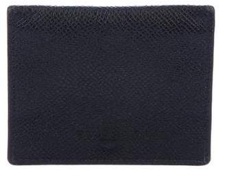 Bvlgari Leather Coin Pouch