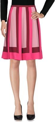 Valentino Knee length skirts - Item 35374897MT