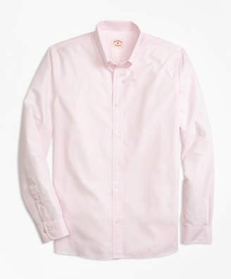Brooks Brothers Nine-to-Nine Polo Button-Down Collar Shirt