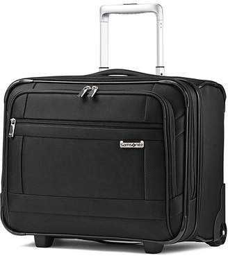 Samsonite SoLyte Wheeled Boarding Bag $260 thestylecure.com