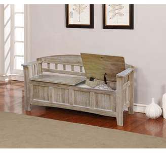 Gracie Oaks Apruva Storage Bench