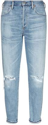 Citizens of Humanity Liya High Rise Classic Fit Jeans