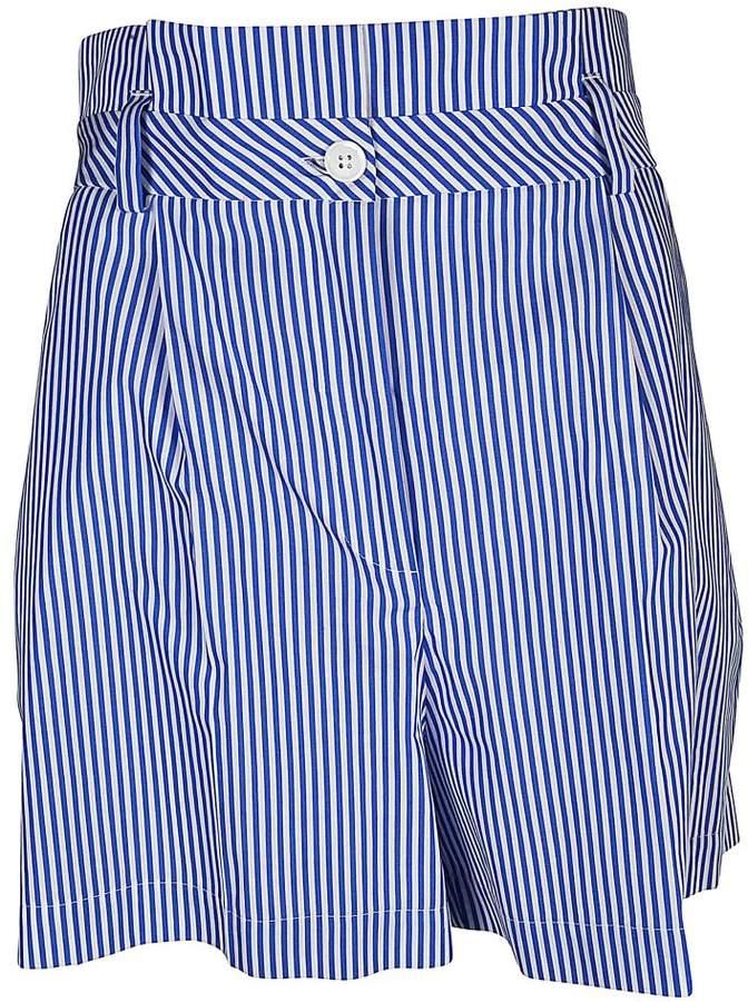 Stripe Detailing Shorts