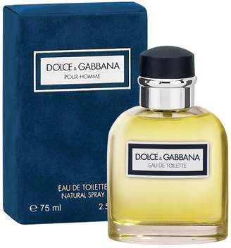 Dolce & Gabbana Men's Eau de Toilette Spray - 2.5 fl. oz.