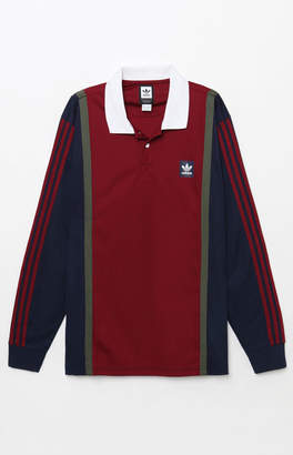 adidas Rugby Long Sleeve Shirt