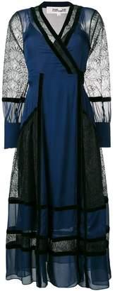 Diane von Furstenberg Forrest wrap dress
