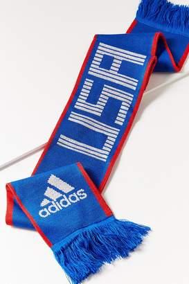 adidas USA World Cup Soccer Scarf