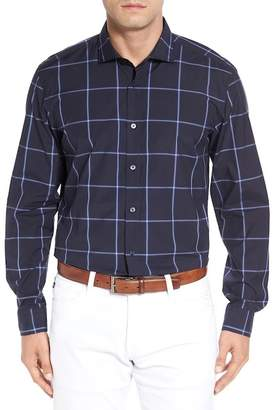 BOSS Ridley Check Slim Fit Shirt