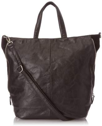 Pieces Womens ATIFA BAG Handbag Black Schwarz (Black) Size: (B x H x T)