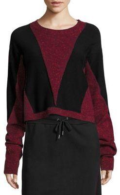 Public School Sana Colorblock Sweater $380 thestylecure.com