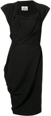 Vivienne Westwood shift midi dress