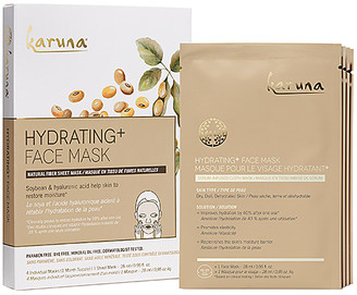 Karuna Hydrating+ Mask 4 Pack.