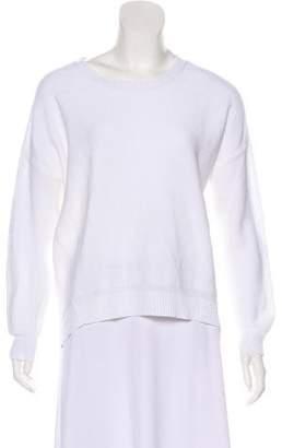 J Brand Knit Linen Sweater