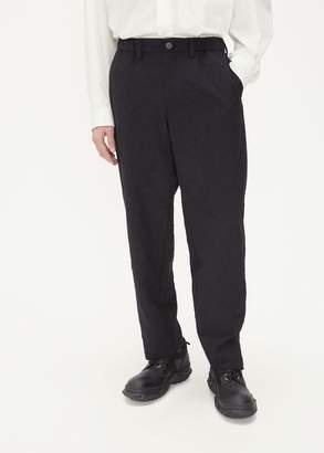 Issey Miyake Crush Wool Trouser
