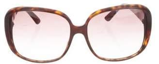 Gucci Oversize Square Sunglasses Brown Oversize Square Sunglasses