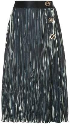 Derek Lam 10 Crosby Pleated Skirt