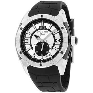 Mulco Unisex MW1-18265-021 Fondo Croco Swiss Movement Watch