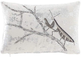 "Michael Aram Branch Decorative Pillow, 8"" x 12"""