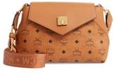 MCM Essentials Visetos Original Small Crossbody Bag