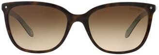 Tiffany & Co. Aria Concerto Square Sunglasses