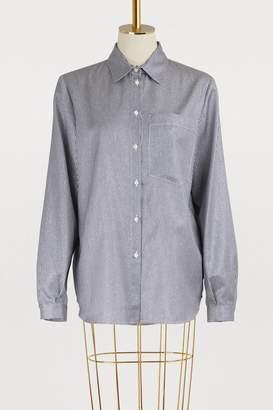 Marco De Vincenzo Striped Shirt