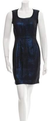 Zac Posen Z Spoke by Sleeveless Sheath Dress