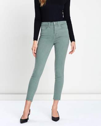 Gap True Skinny High-Rise Jeans