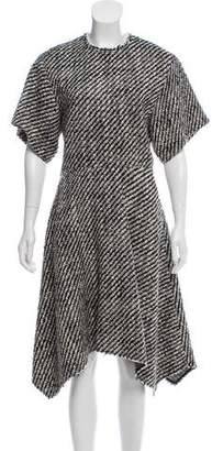 Isabel Marant Woven Wool Dress